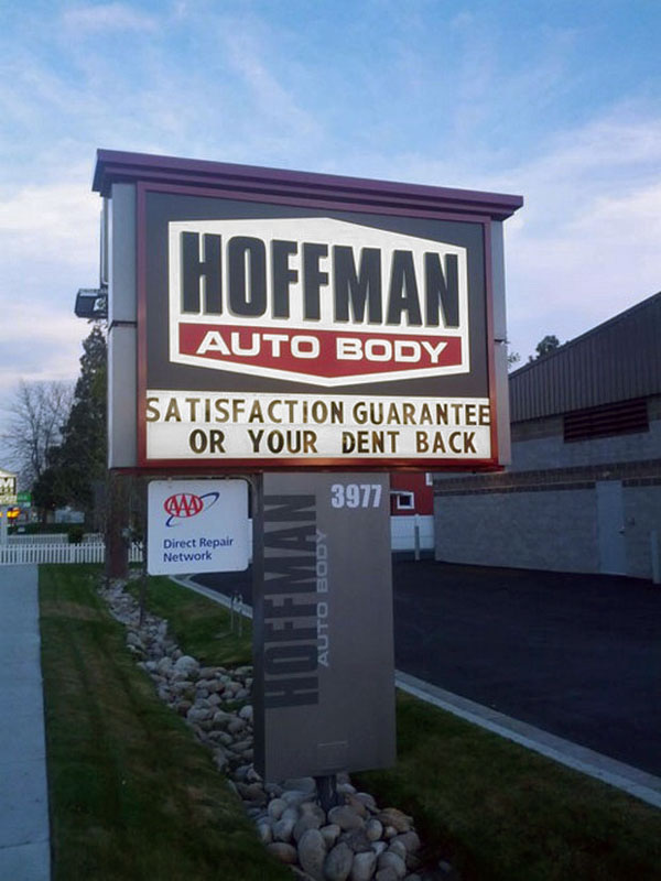 10 Funny Auto Repair Shop Signs Auto Shop Website Design